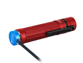 Olight Warrior Mini Limited Edition Red
